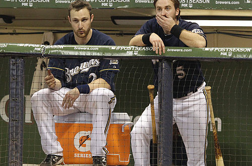 Brewers Stunned by Pointers in Exhibition Game