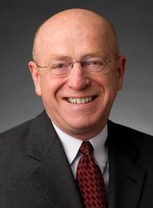 Photo courtesy of wisconsin.edu Raymond W. Cross, the new UW System president.