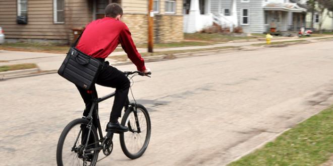 Bike to Work Week Promotes Healthy Lifestyles