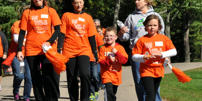 Stevens Point Hosts its First Walk for Multiple Sclerosis