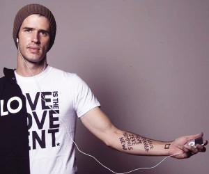 """Jamie Tworkowski, founder of """"To Write Love on Her Arms.""""  Photo courtesy of Conscious Magazine"""
