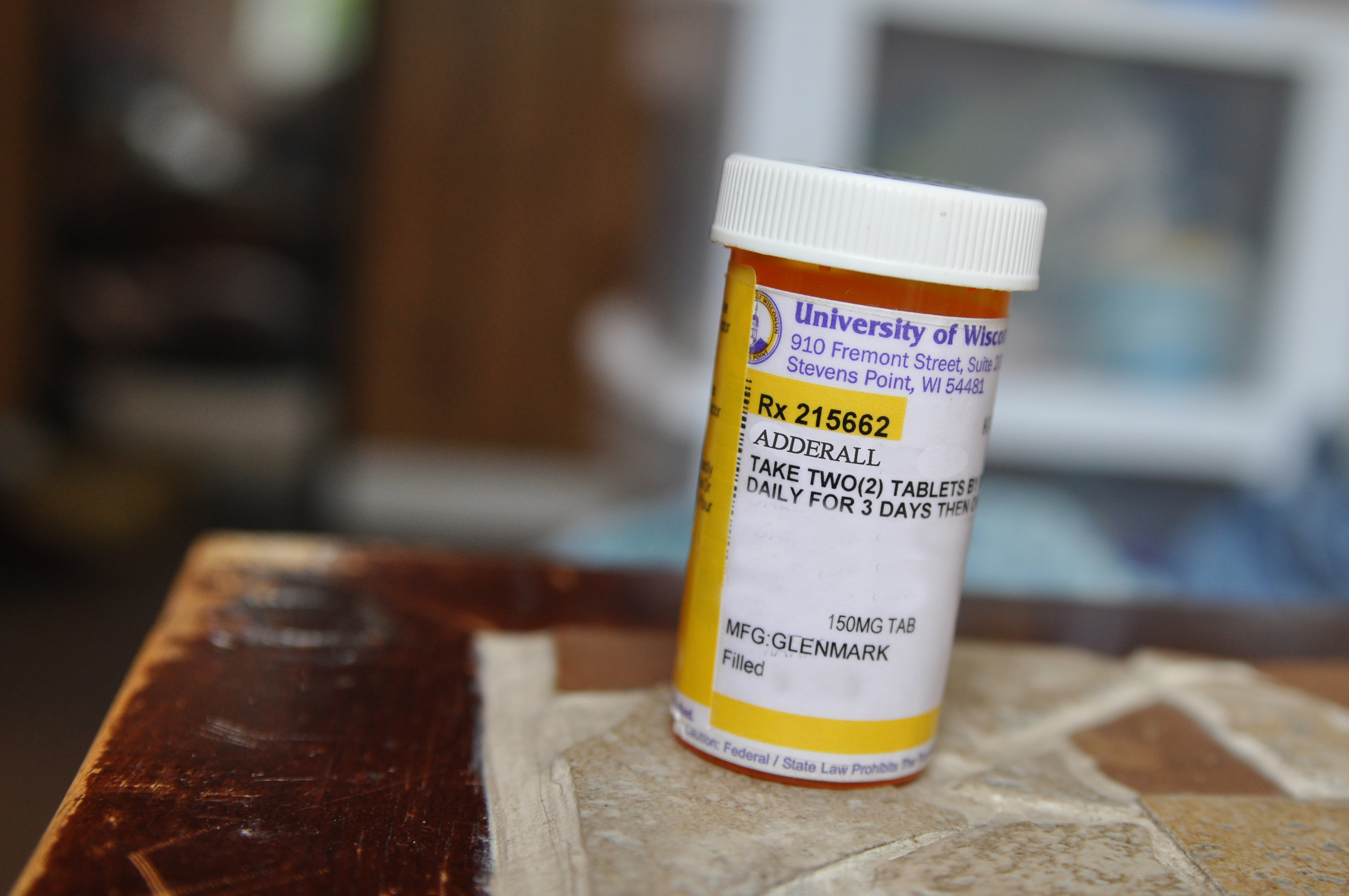 Adderall Abuse on Campus? Students and Staff Share Their