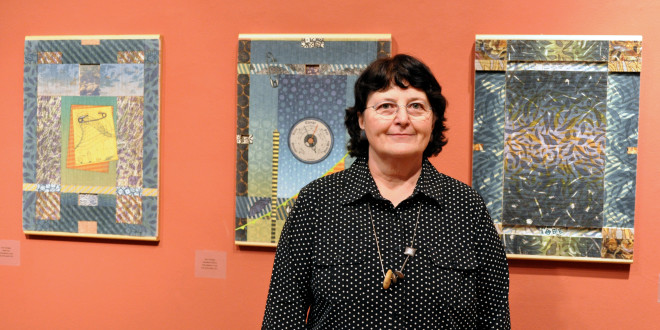 'Connecting Threads' Arrives at the Carlsten Art Gallery