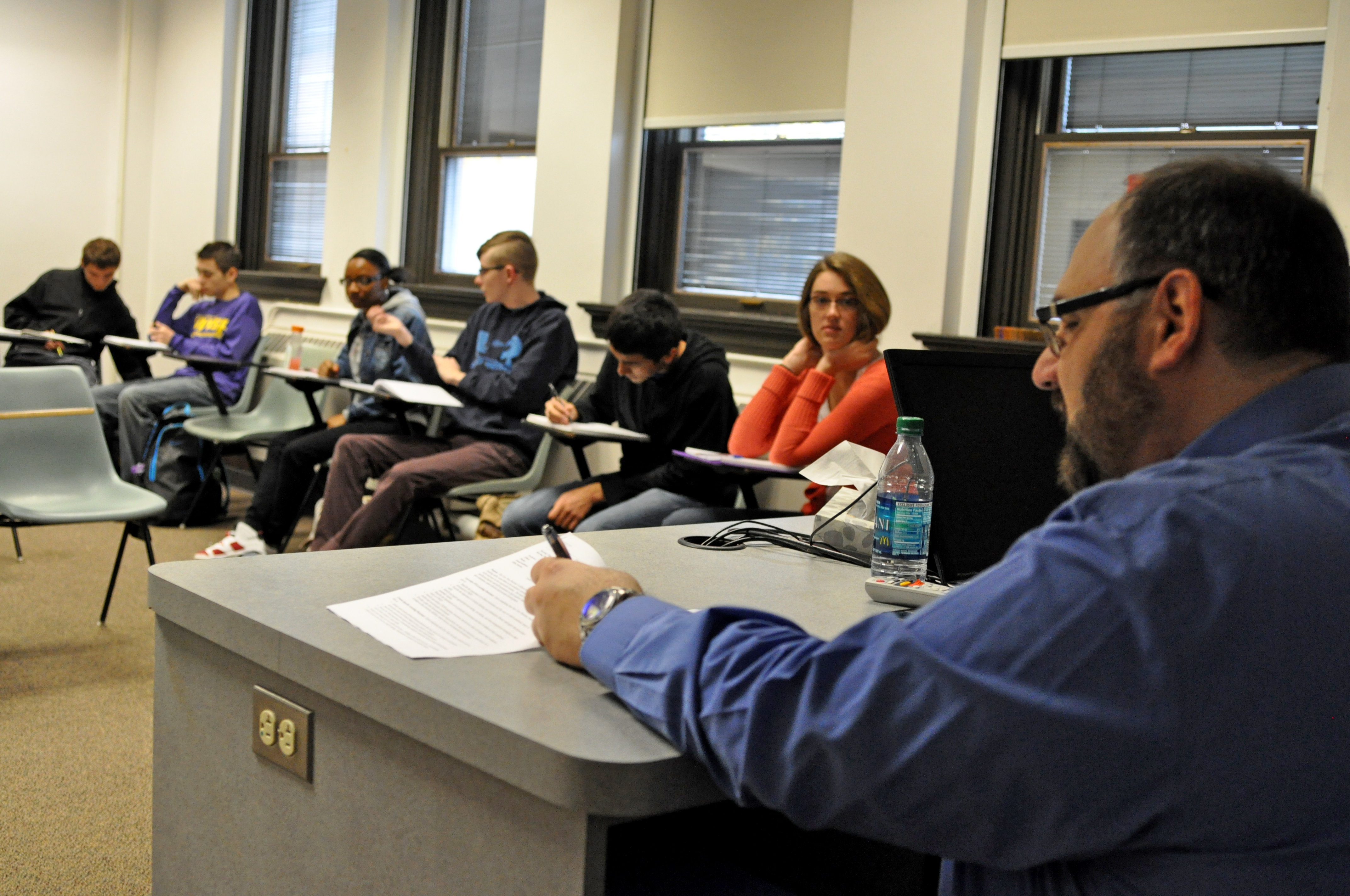 FYS Course Helps Expand Student Perspectives