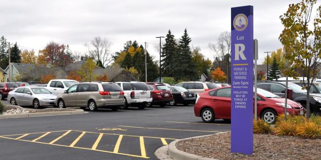 Parking on Campus Raises Frustration