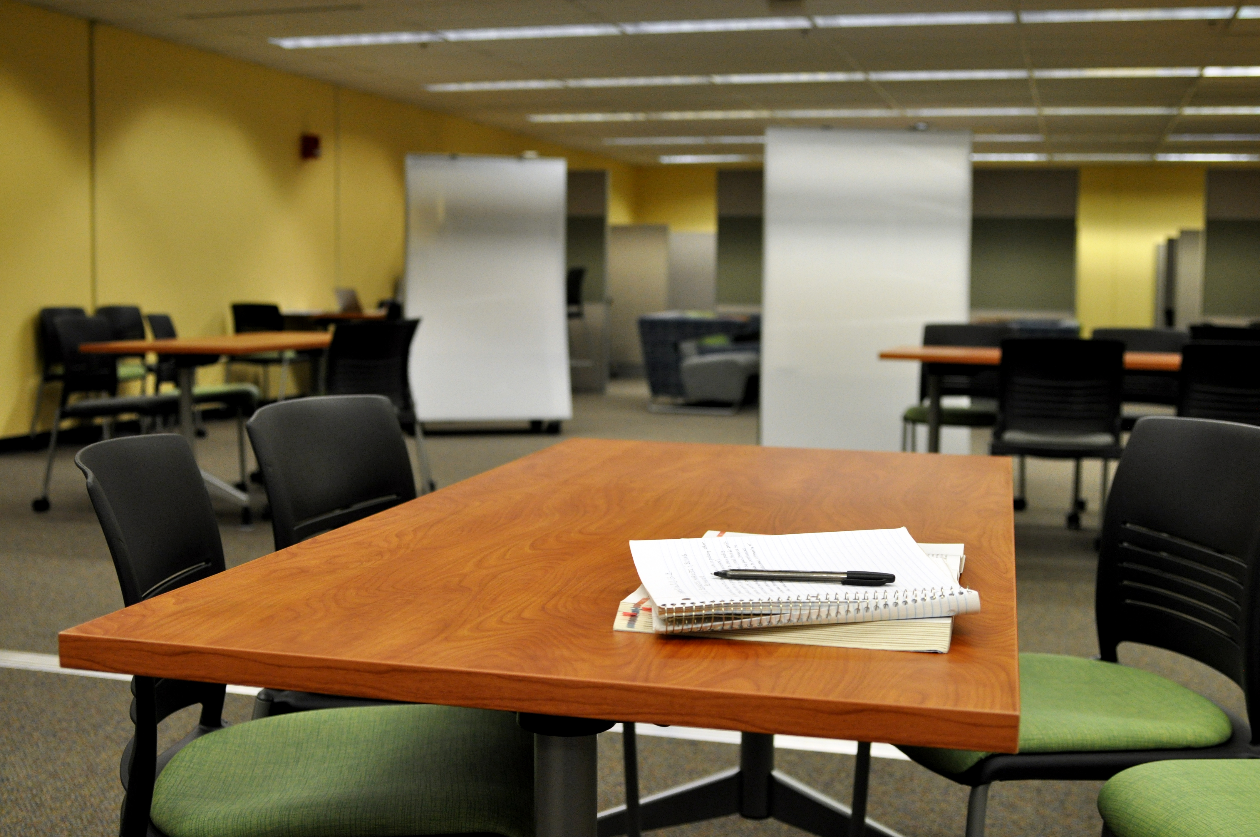 Campus Library Gets A Makeover