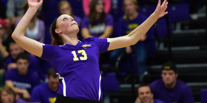 UWSP Volleyball Continues Success in 2014