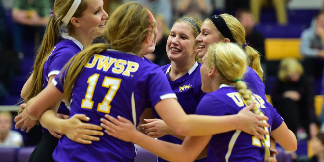 UWSP Sports Has Successful Weekend