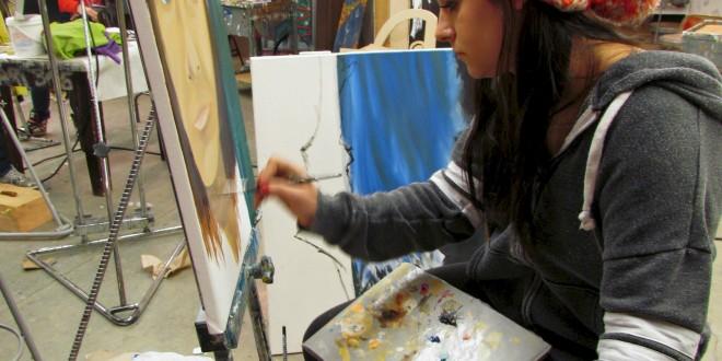 Student Art League Inspires Artists