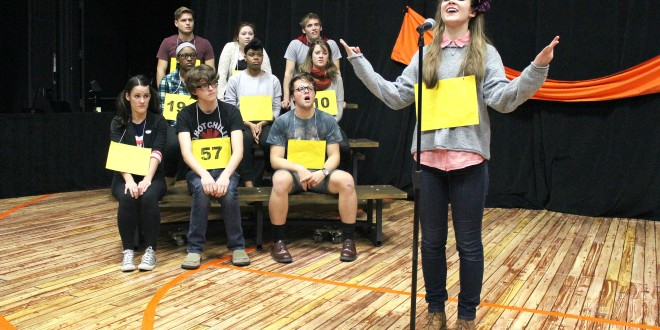 'Spelling Bee' Actors Play on Audience Participation