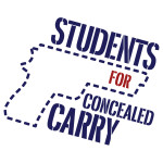 Logo courtesy of Wisconsin Students for Concealed Carry.