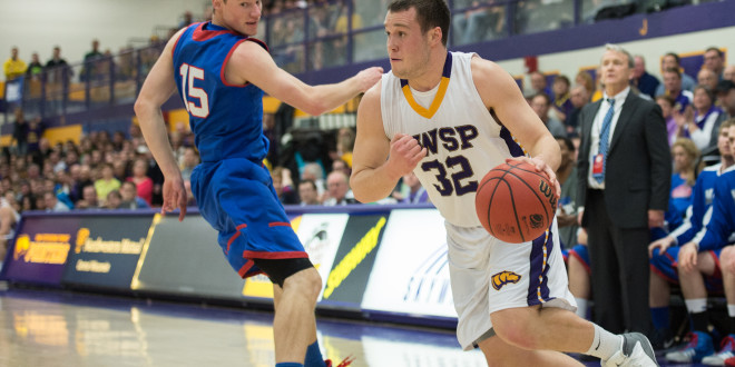 UWSP Sports Have an Up and Down Week