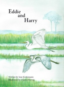 "The cover of ""Eddie and Harry."" Photo courtesy of Cornerstone Press."