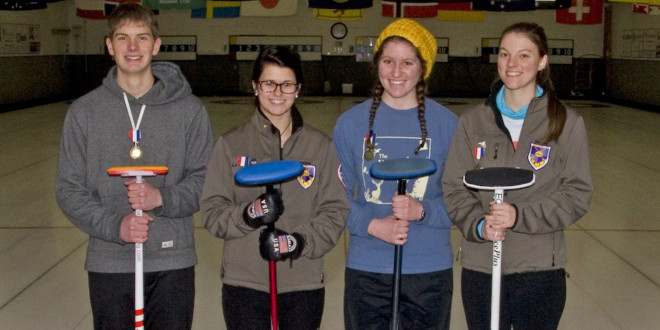 Curling Association Headed Toward Second National Appearance