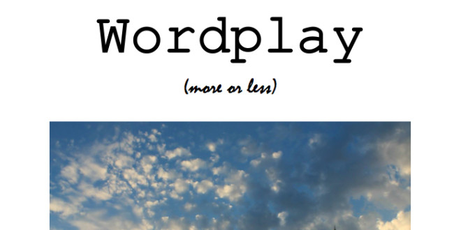 'Word Play' Showcases Students' Writing