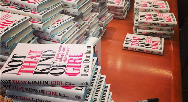 'Not that Kind of Girl' Cover Captures Dunham's Humor