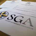 SGA is looking for new senators, apply now. Photo by Allison Birr.