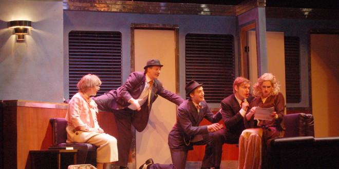 """On the Twentieth Century"" Styled by Broadway Origins"