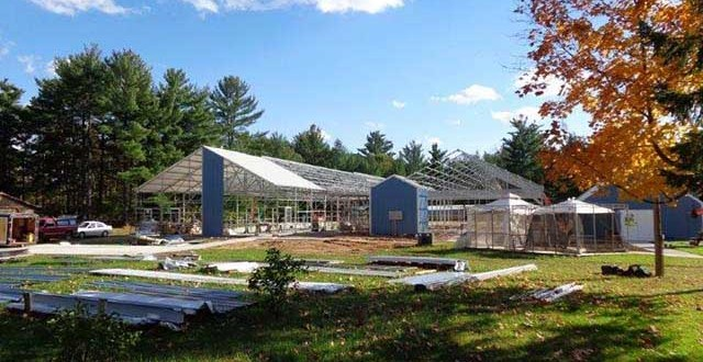 Hartleb Receives Grant For Aquaponics Research