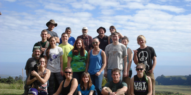 From Stevens Point to Hawaii, a Lesson in Marine Ecology