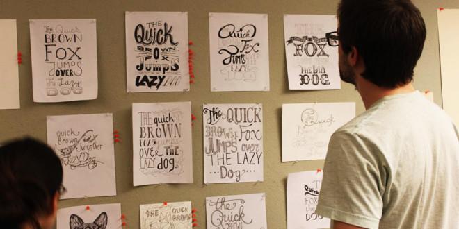 Graphic Arts Association Provides Collaborative, Creative Opportunity