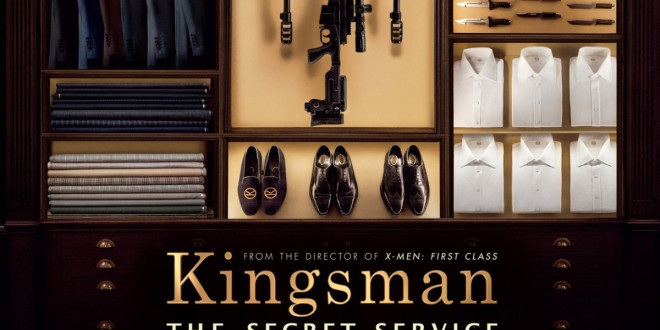 'Kingsmen' Offers Suitable Service