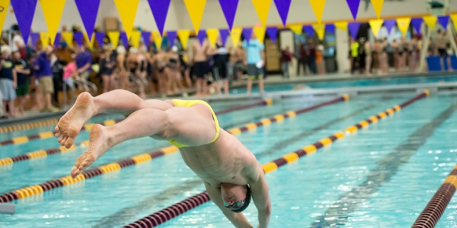 Swimming and Diving Teams Shine at WIAC Meet