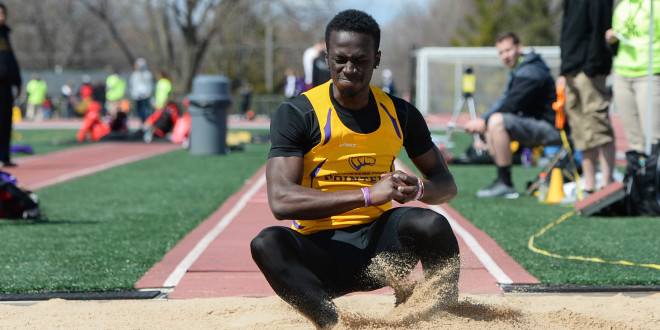 Track and Field Teams Place Second