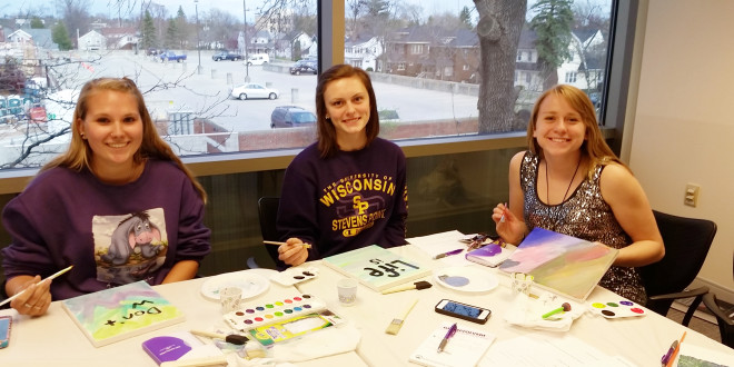 SIEO Provides Art Therapy to Students
