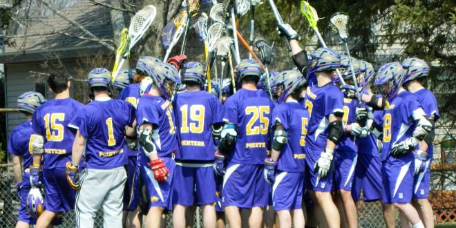 Men's Lacrosse Season Looking Bright