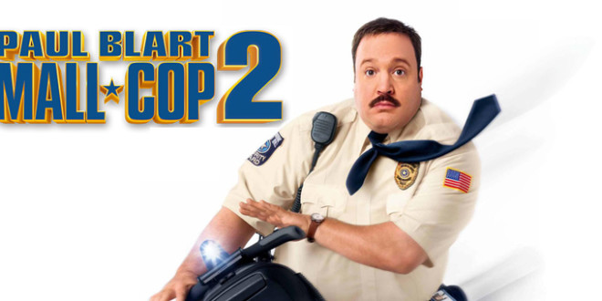 Movie Review: 'Mall Cop 2' Has Nothing Good in Store