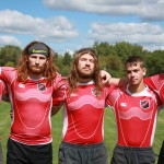 Senior rugby players are bringing experience to the team.   Photo by Allison Birr