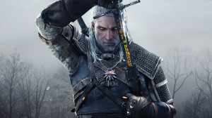 The Witcher 3 is a role-playing game where you are sent to save the world from space elves.