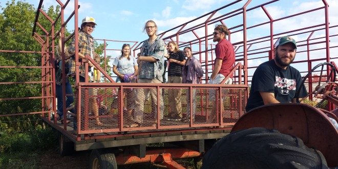 Students For Sustainability Tour Area Farms