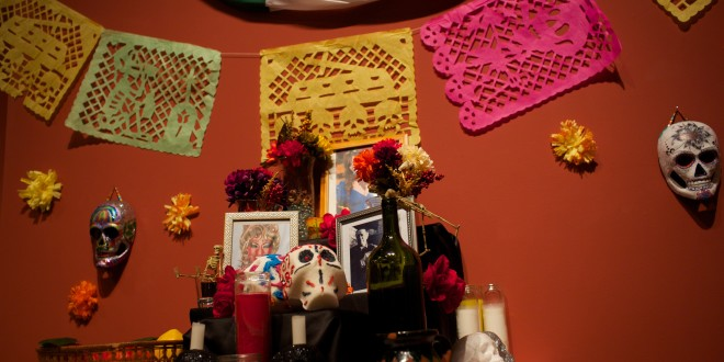 UWSP Celebrates Life, Latino Culture for Day of the Dead