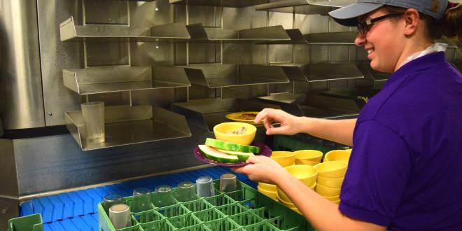 Food Waste in Upper Debot is Limited