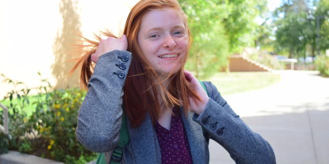 Humans of Point: Becca Andraschko