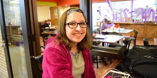Humans of Point: Hailey Schiro