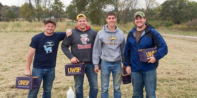 Pointers Perform at Regional Soil Judging Competition
