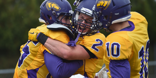 UWSP Football Finishes Strong After Up and Down Season