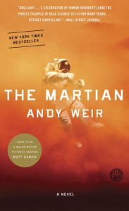 Book Review: 'The Martian' by Andy Weir