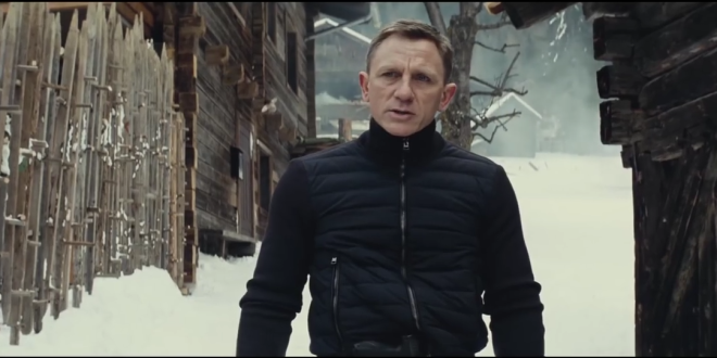 'Spectre' Solidifies Craig's Bond with Greatness