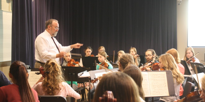 Music Department Showcases Beethoven's No. 9 Symphony