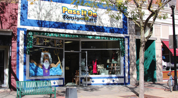 Pass It On Consignments Relocates