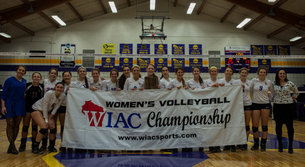 Volleyball Wins Conference Tournament