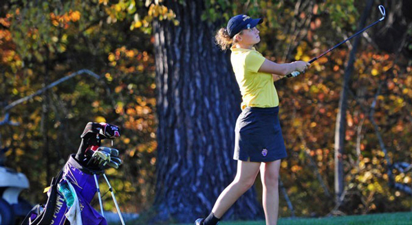 Spring Season a Challenge for Golf Team