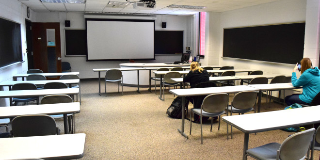 University Adjusts to Faculty Leaving