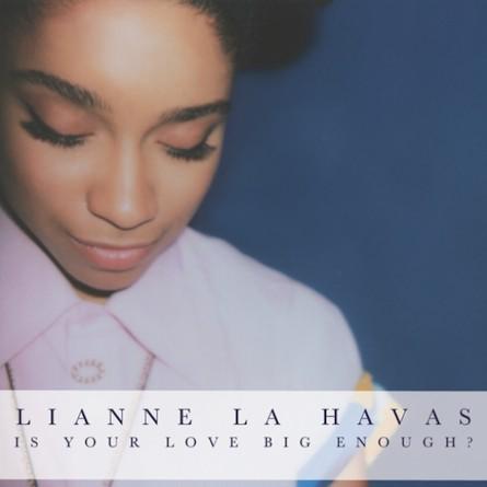 "Lianne La Havas - ""Is Your Love Big Enough"" 2012 Nonesuch Records"