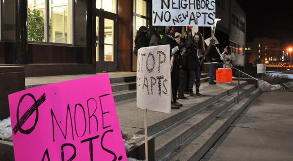 Twin Bill of Housing Proposals Gets Shot Down