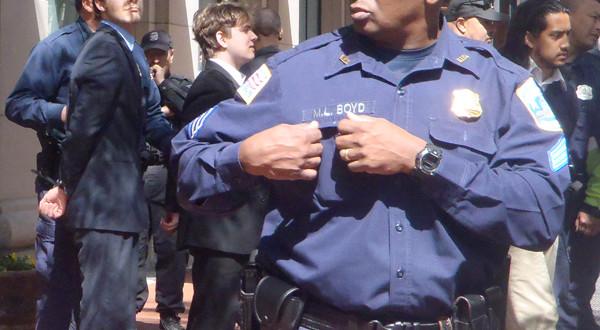 Students Arrested in Washington D.C. Last Week
